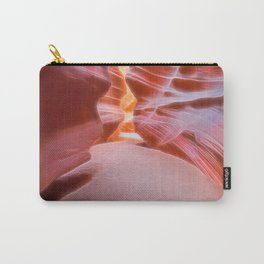 Geology Alive - Following Life Force Lines of Antelope Canyon Carry-All Pouch