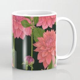 idyllic // dahlia Coffee Mug