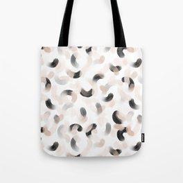 La gouache neutral Tote Bag