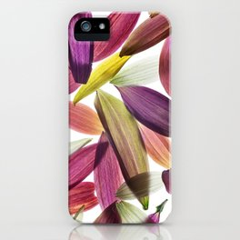 Echinacea Petals iPhone Case