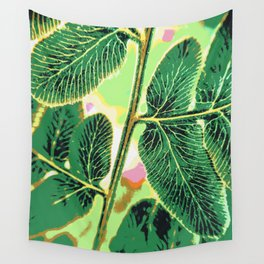 party fern Wall Tapestry