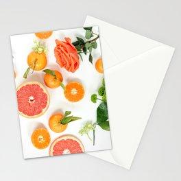 Citrus frenzy Stationery Cards