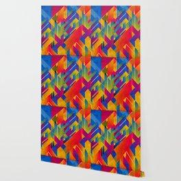 Geometric Play Wallpaper