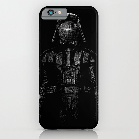 Darth Magritte iPhone & iPod Case