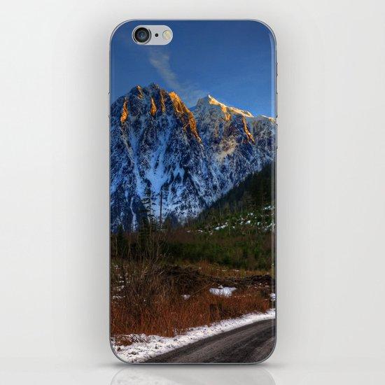 Hidden Mountain iPhone & iPod Skin