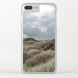 Coastal Storm Clear iPhone Case