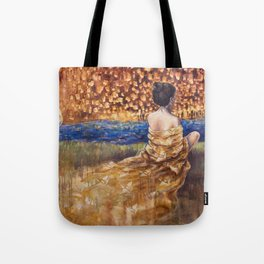 Lights of the Night Tote Bag