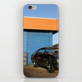 Green Chevelle iPhone Skin
