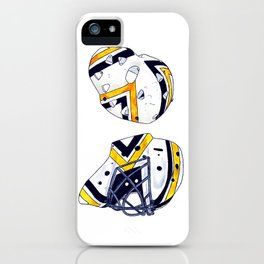 Herron and Murray iPhone Case