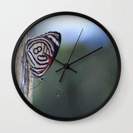 Butterfly 80 Wall Clock