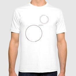 Melancholia - Lars Von Trier Movie Poster, minimal variant (n°1) T-shirt