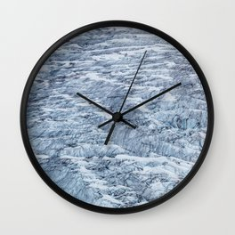 Nature's Inkwork Wall Clock
