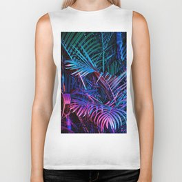 Palm Aesthetic 1 Biker Tank