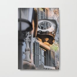Battló II Metal Print