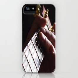 Sunset Strumming Two iPhone Case