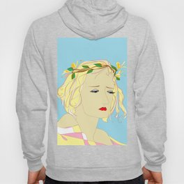 A Honeysuckle Beauty Bride Hoody