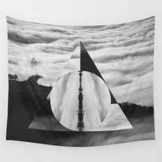 The Tale of Three Brothers - Deathly Hallows Wall Tapestry