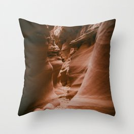 The Slots Throw Pillow