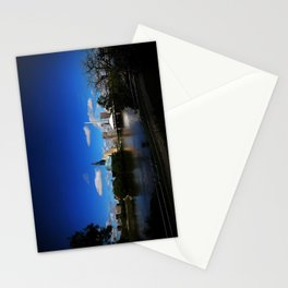 Downtown Winnipeg 3 Picture Panorama Stationery Cards
