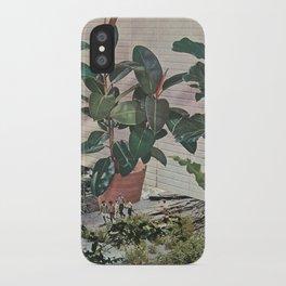 Plantlife - Safari iPhone Case