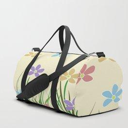 Spring has Sprung Duffle Bag