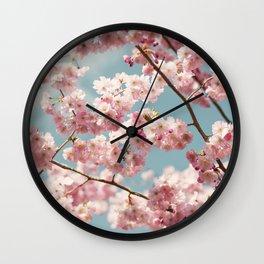 Cherry Soda Wall Clock