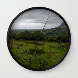 Drumcliff Bay Wall Clock