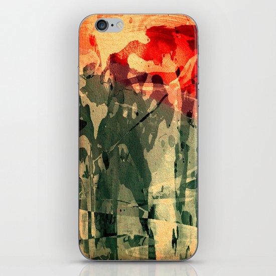 Jorge y El Dragón iPhone & iPod Skin