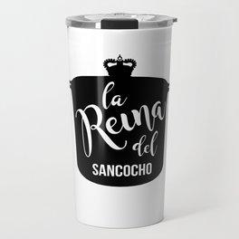 La Reyna del Sancocho Travel Mug