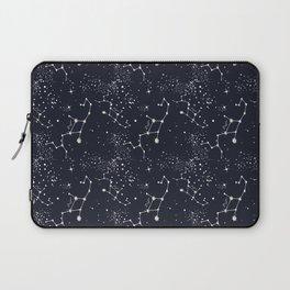 Zodiac Constellations - Virgo Laptop Sleeve