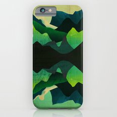 Mountain Reflections iPhone 6s Slim Case