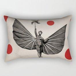 Anthropomorphic N°22 Rectangular Pillow