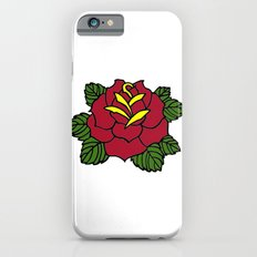 Old School Rose #3 iPhone 6s Slim Case