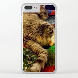 This is the life! Clear iPhone Case