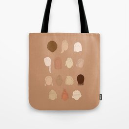 Nudes Tote Bag