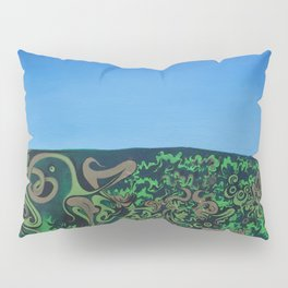 Graffitiscape Pillow Sham