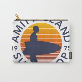 Amity Island Surf Shop Carry-All Pouch