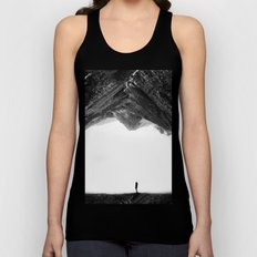 Lost in isolation Unisex Tank Top