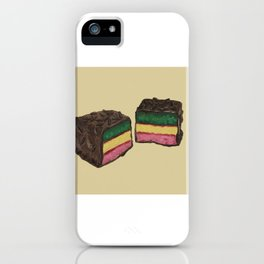 Marzipan Cookies iPhone Case