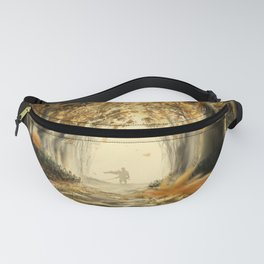 Ghost of Tsushima Fanny Pack