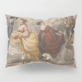Regnier Claude Printmaker Closerie des lilas Pillow Sham