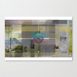 The Cross Canvas Print