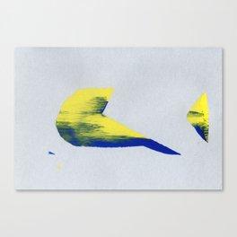 Huck II Canvas Print