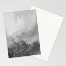 Mountain Views b/w Stationery Cards