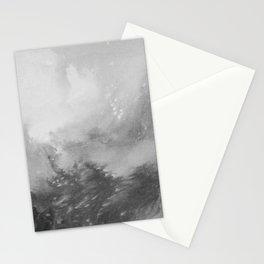 Mountain Views b/w Stationery Cards