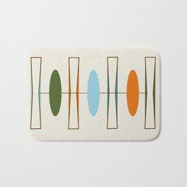 Mid-Century Modern Art 1.2 Bath Mat
