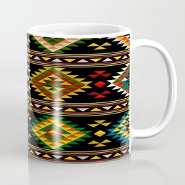 American Indian seamless pattern Coffee Mug