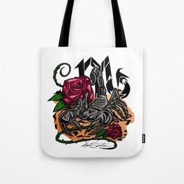 Scorpio - Zodiac Tote Bag