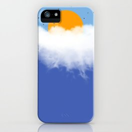 Above your head iPhone Case