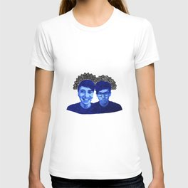 AmazingPhil & Danisnotonfire T-shirt